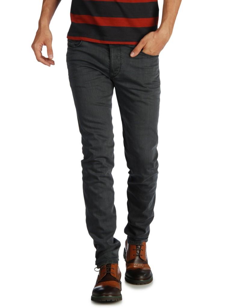 calça jeans maneira