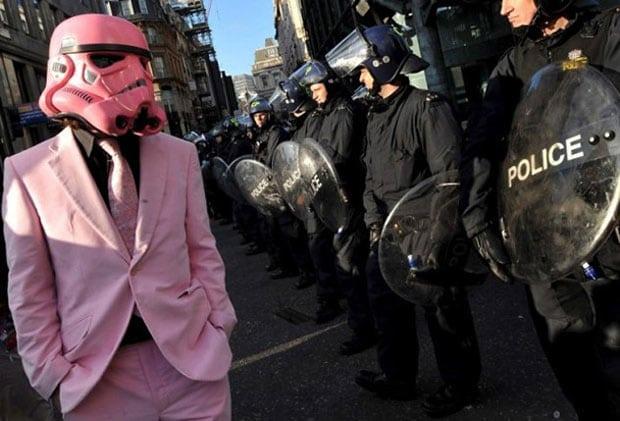 estilo masculino rosa