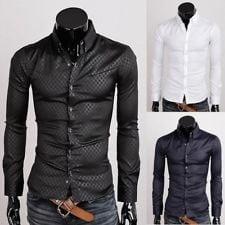 camisas sociais extremamente ajustadas como estas: não é legal.