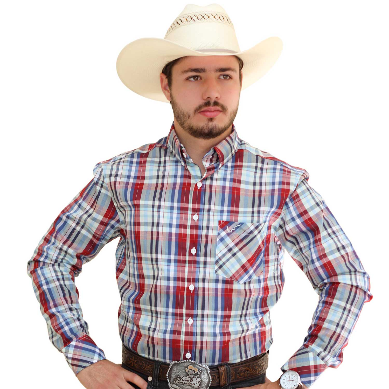 Cuidado: Camisa Xadrez Brega