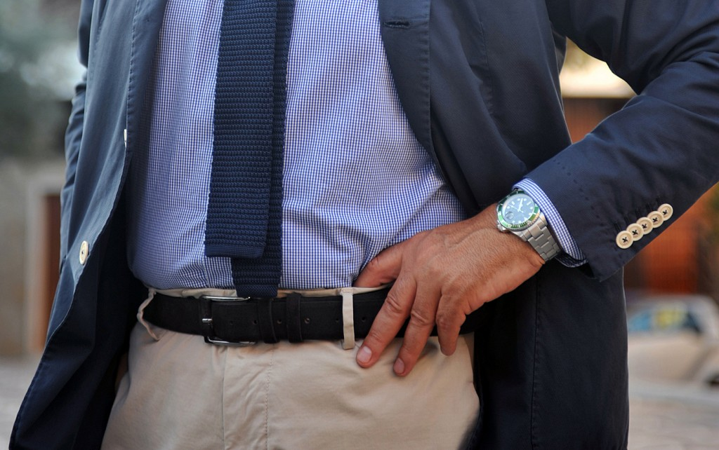 Como o relógio masculino pode transformar seu visual