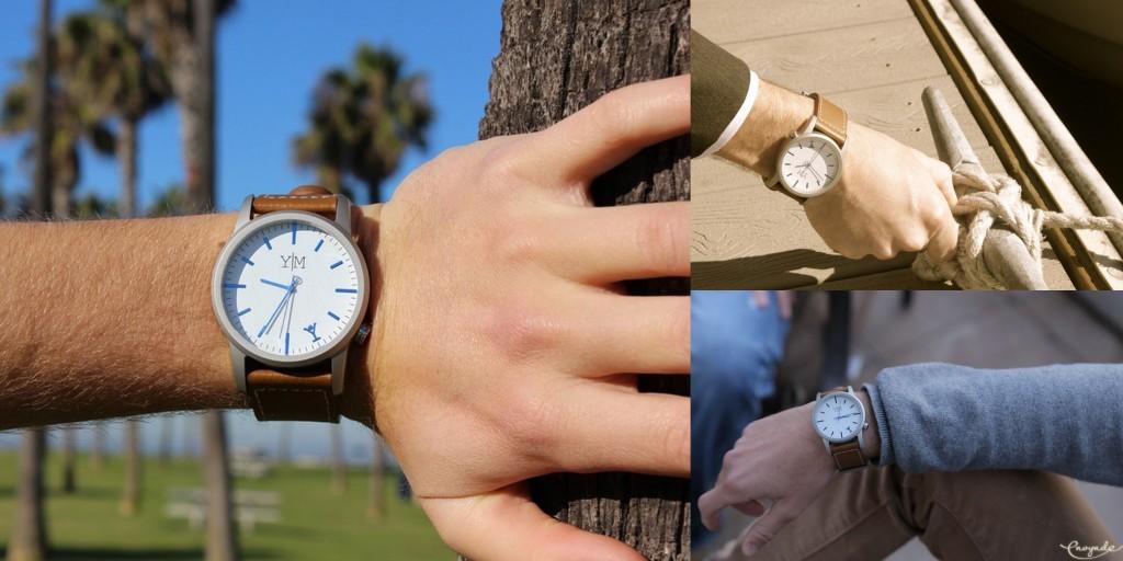 Relógio Masculino: Cor e Material do relógio masculino