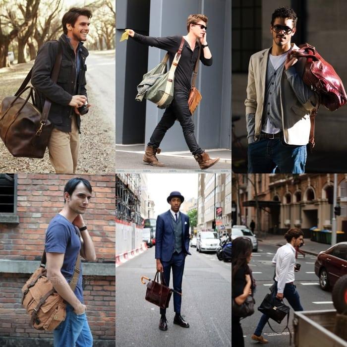 Bolsa Masculina, Bolsa Homem, Blog Moda Masculina, Moda para Macho