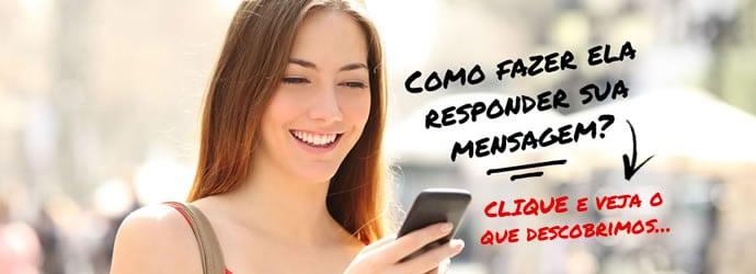 Mensagem Whatsapp Como Fazer Mulher Responder Mensagem Whatsapp Homem Moda Para Macho