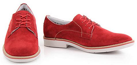 Sapato Casual Metropolitan 200 Vermelho