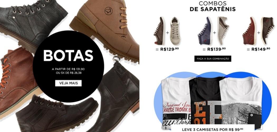 loja moda masculina zattini comprar roupas masculinas online