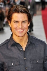 Tom Cruise Corte Cabelo Masculino Alisamento Natural Selagem Capilar