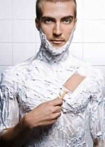 Cosméticos Masculinos Fazendo A Barba Produtos De Beleza Cuidados Com A Pele