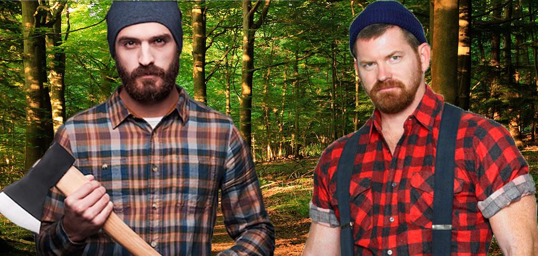 estilo lumbersexual estilo lenhador tendencia lumbersexual hipster
