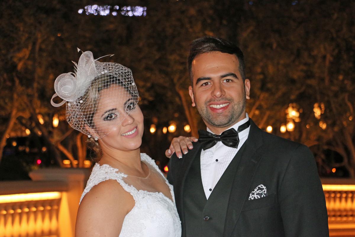 Roupa de Noivo Clássica - Dicas de Roupa para Noivo - Letícia e Saulo - Moda para Casamento - Casar em Las Vegas - Casamento no Exterior - Destination Wedding - Moda Masculina Casamento - Moda para Homem Casamento