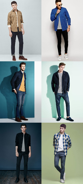 como-combinar-camisa-social-jeans
