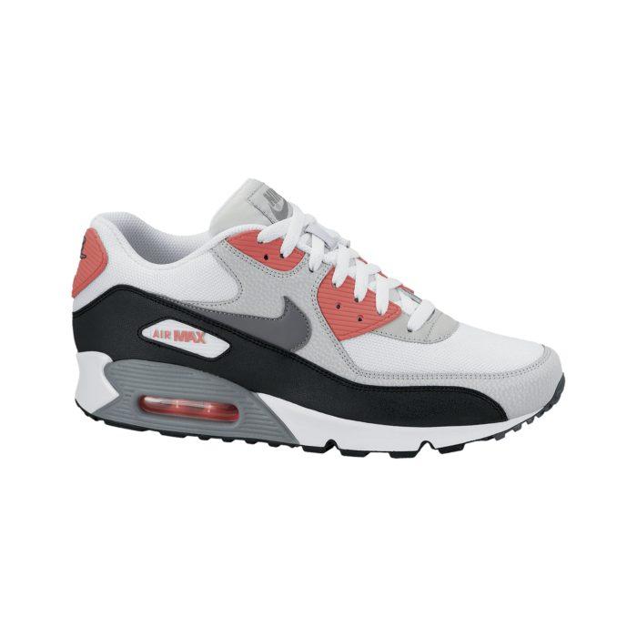 Sneakers Nike Branco e Cinza
