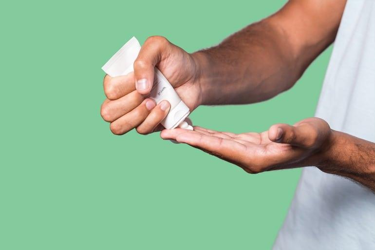 É preciso escolher um bom hidratante pra cuidar da pele