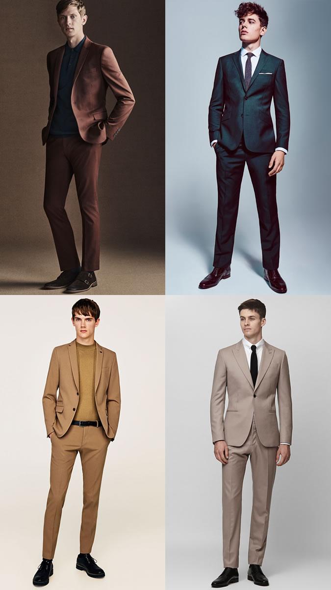 Ternos masculinos diversos