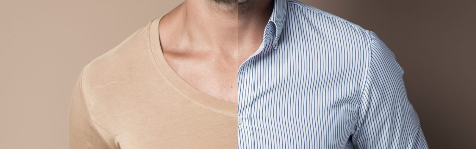 undershirt como usar o post do Moda para Macho explica tudo sobre