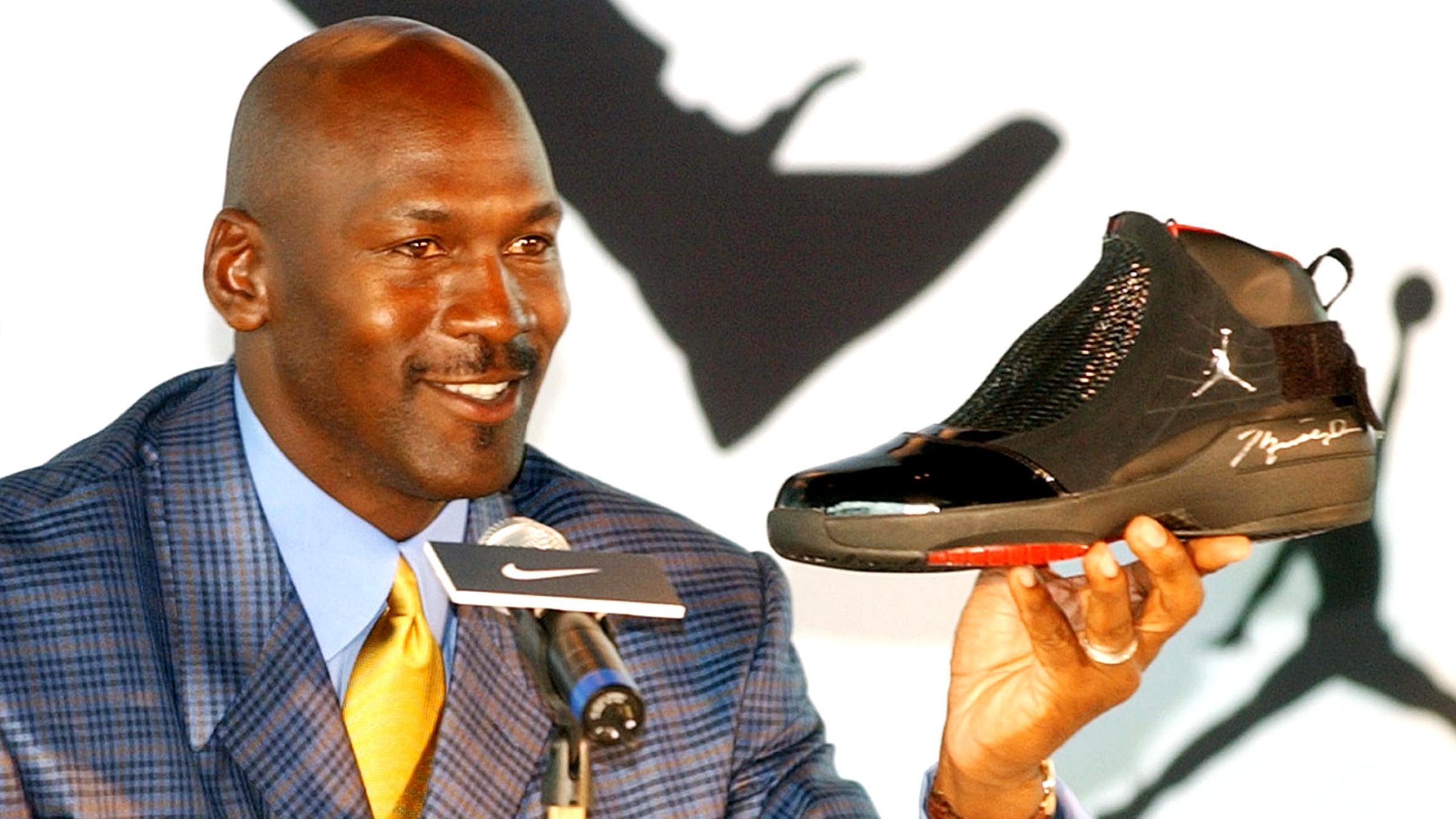 Michael Jordan Air Jordan