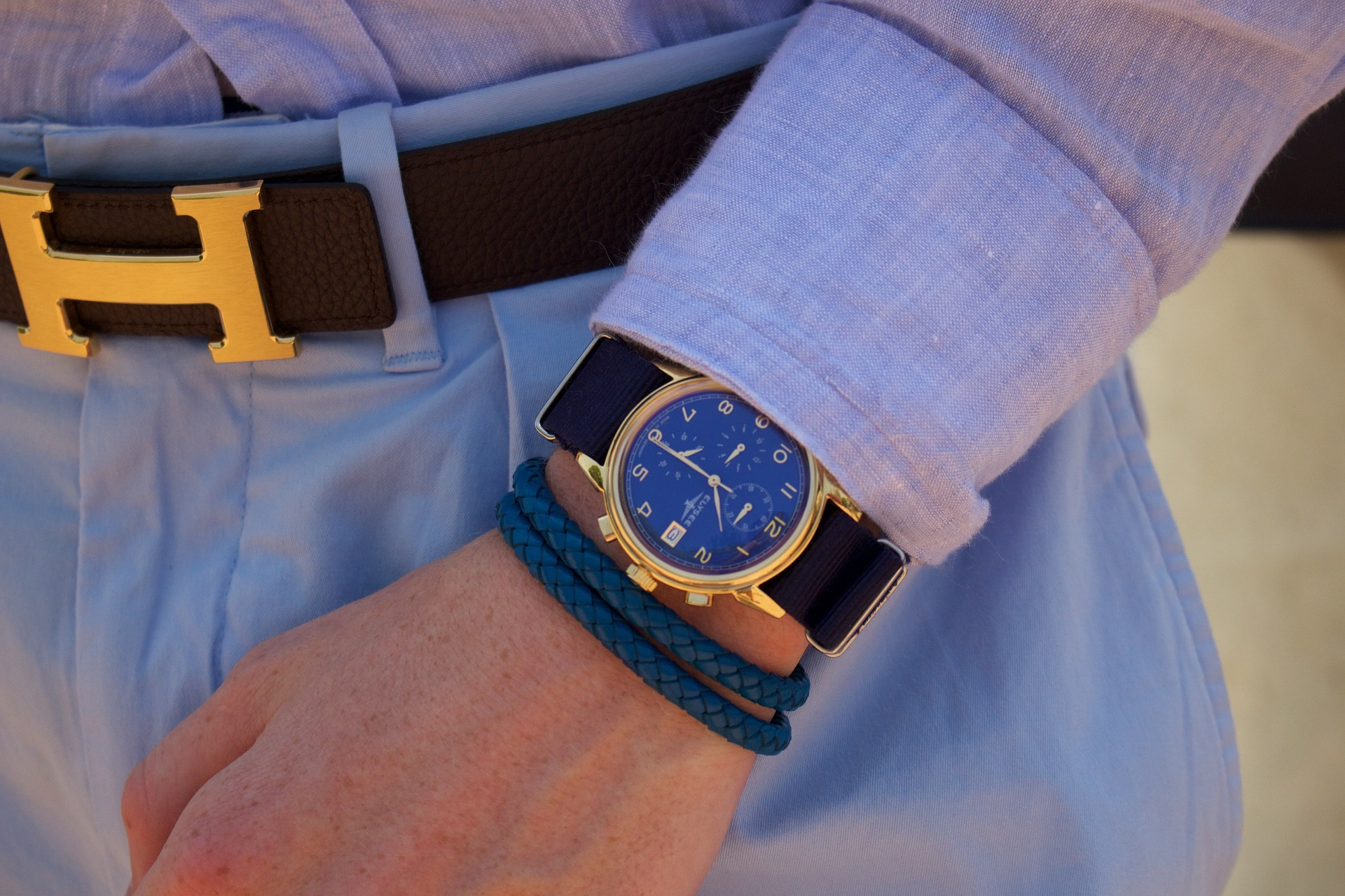 Relógio Luxo Masculino