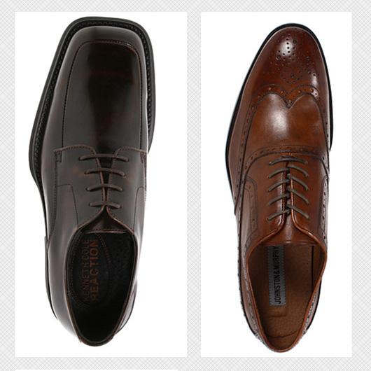 Sapatos sociais antigos