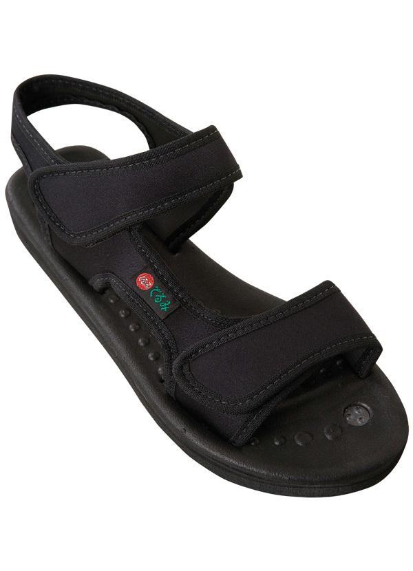 Sandálias de Velcro