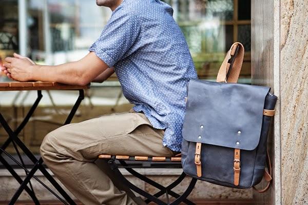 A segurança Mochila de Lado e da sidebag é um fator importante a se contar