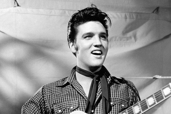 Elvis foi um marco da rebeldia nos Anos 50