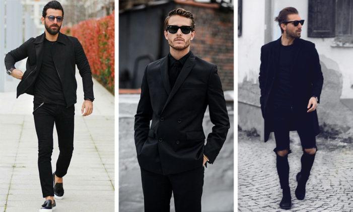 O estilo todo preto foi um marco dos Anos 80