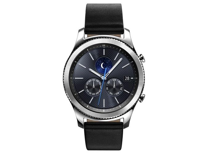 A Samsung é a nova investidora no Smartwatch Masculino