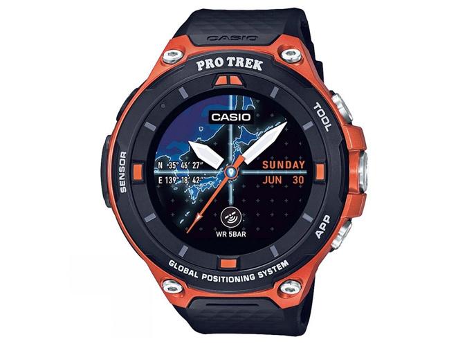 O Smartwatch Masculino da Casio é estilosos e versátil