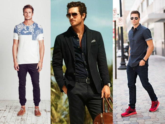 O comprimento das roupas é fundamental para Como se vestir bem