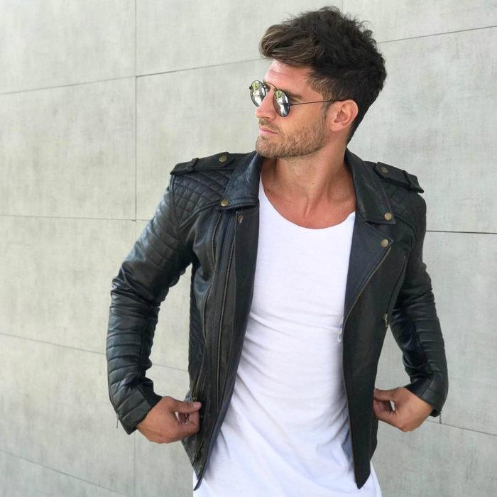 Valentin é uma das Figuras da moda masculina internacionais de referência para os brasileiros