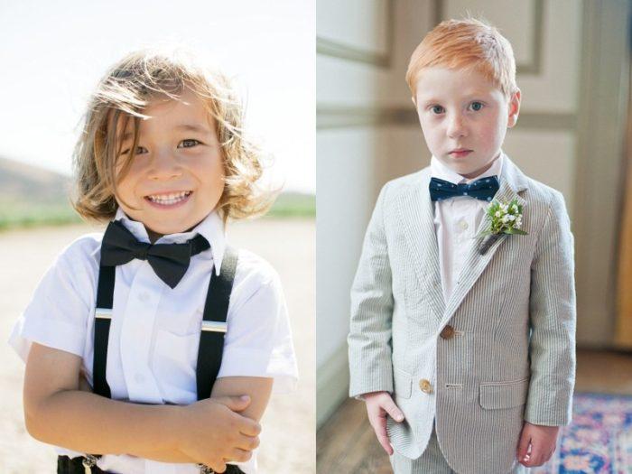 Looks para casamento infantil