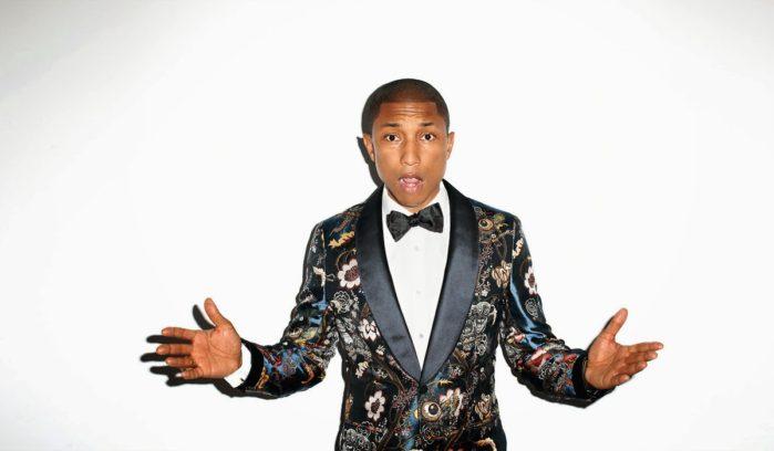 Estilo Geek Masculino Pharrell