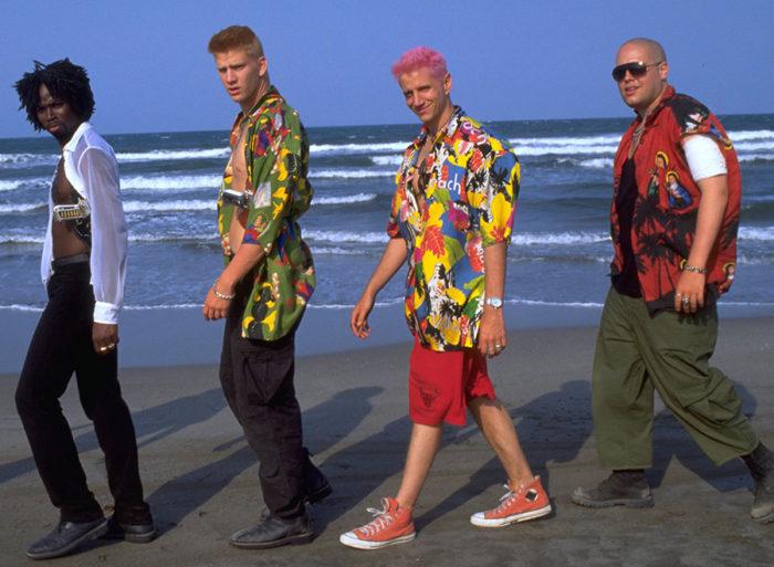 Modelos de Camisas Masculinas anos 90