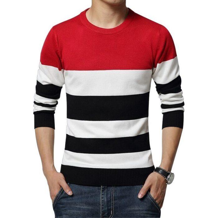 Modelos de Camisas Masculinas listrados