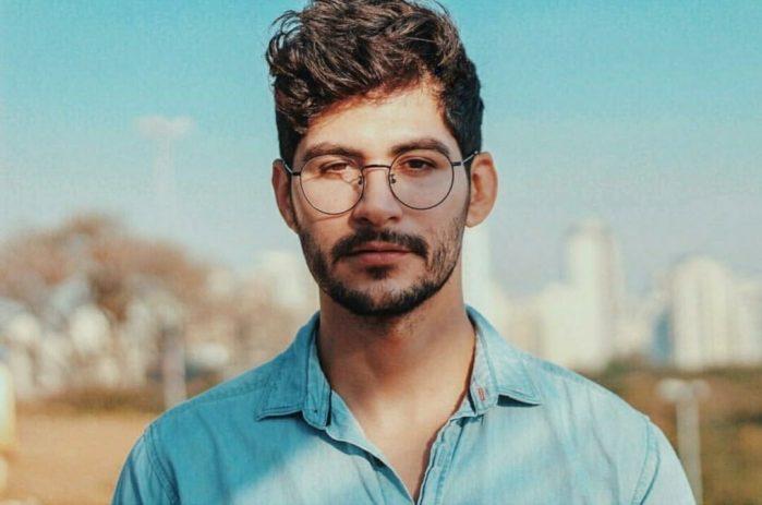 Óculos de Grau Masculino vintage